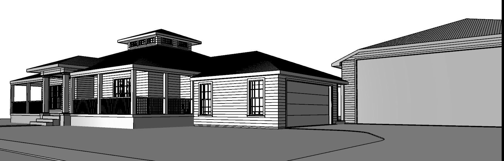 Airport hangar home plans house design plans for Hangar home plans