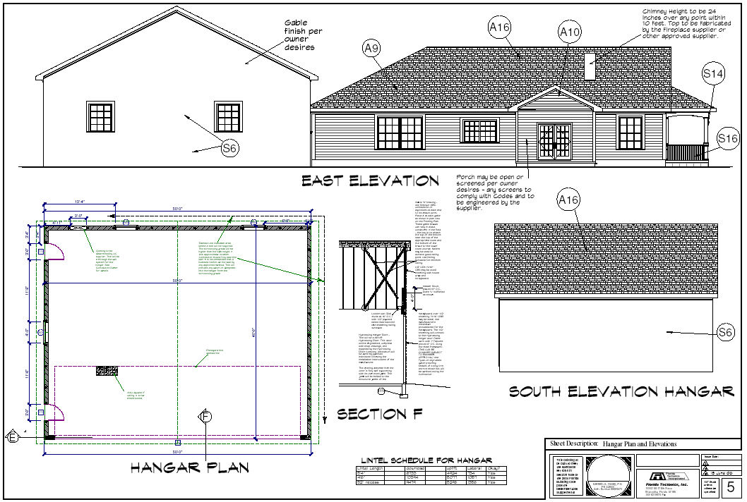 Airport Hangar Home Plans House Design Plans