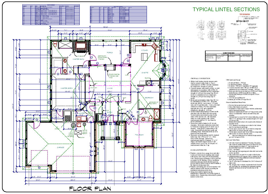 gallery recent residential design and construction plans