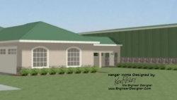 North Florida Hangar Home