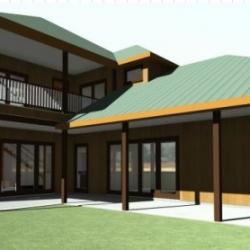 Alpine Hangar Home
