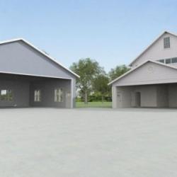 South Carolina Hangar Home