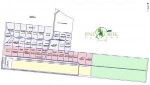 Piney creek layout